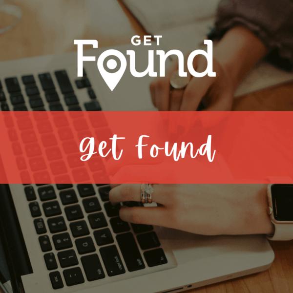 Get Found Digital Marketing Certificate